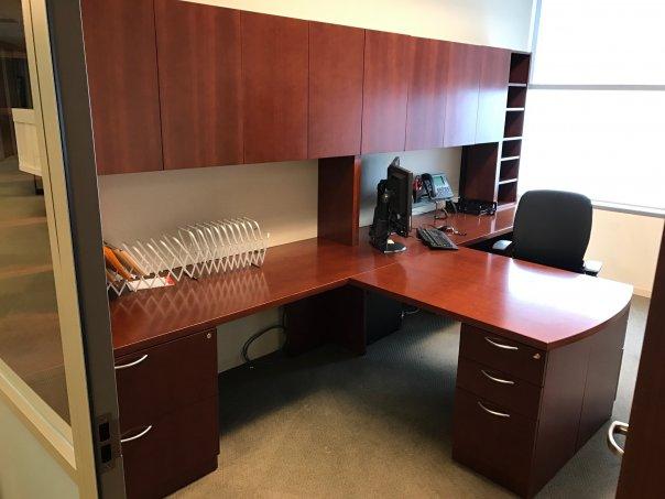 steelcase teaming desk
