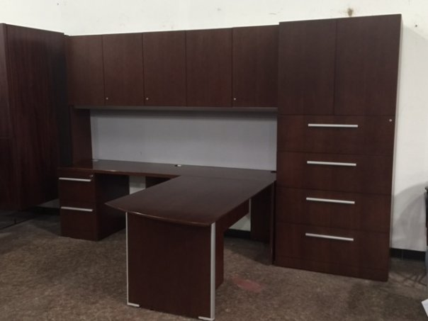 Pre Owned Used Office Desks