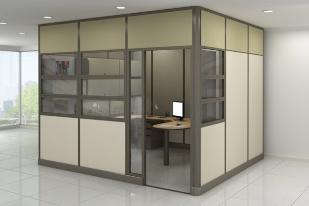 Private Office Conference Cubicles