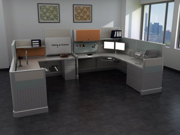 product details - Office Cubicles