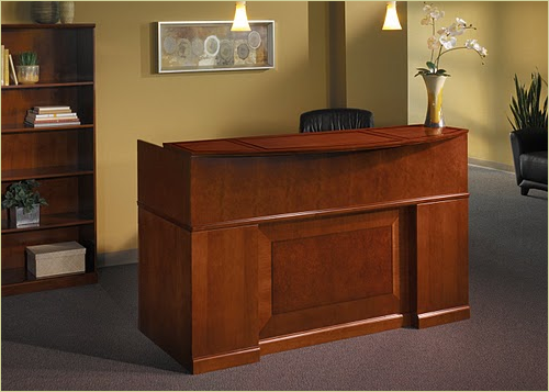Monterey Reception Desk